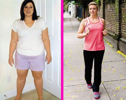 How This Self-Proclaimed Crash Dieter Finally Lost 102 Pounds