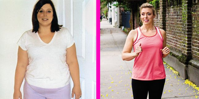 How This Self Proclaimed Crash Dieter Finally Lost 102 Pounds