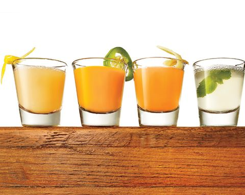 4 Liquid Cures For Everyday Ailments