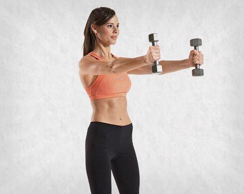 Get Your Upper Body in Crop-Top Shape
