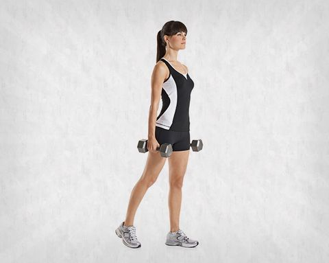 Work Your Upper AND Lower Body in One Crazy Simple Move