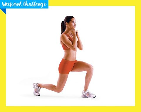 Sculpt a Sexy Lower Body with This Kick-Ass Move