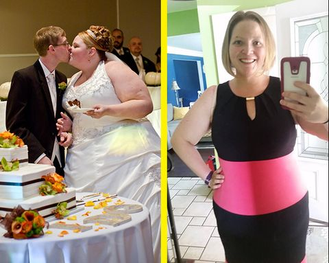 The Easy Steps That Helped Me Lose More Than 175 Pounds