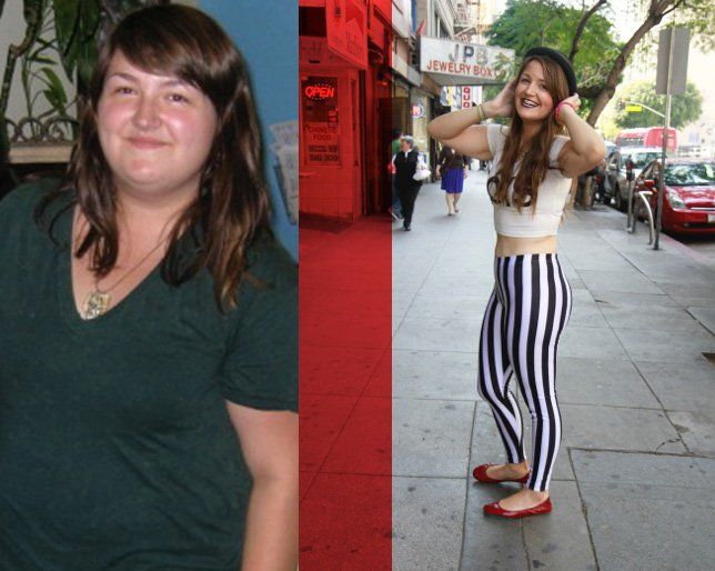 The Weight-Loss Plan That Helped Me Lose 100 Pounds