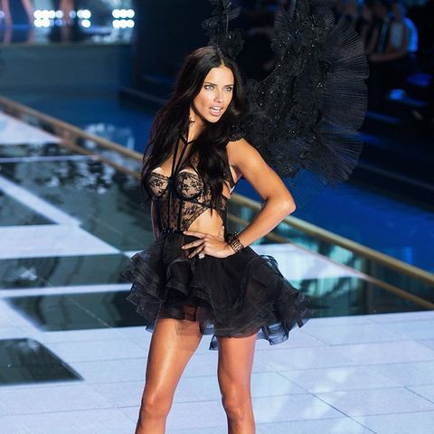 How Does a Victoria's Secret Angel Prep For The Biggest (And Skimpiest) Fashion Show on Earth?