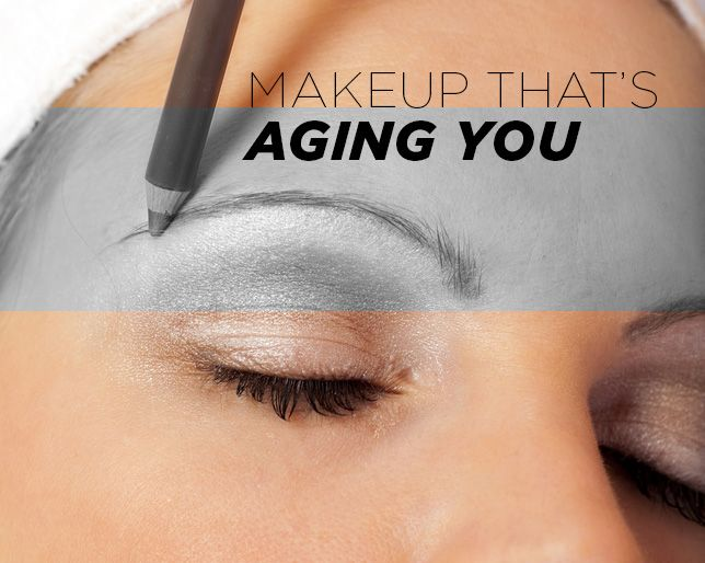 Are Your Makeup Habits Making You Look Old