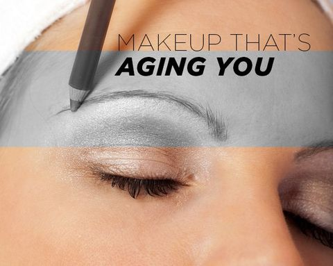 Are Your Makeup Habits Making You Look Old?