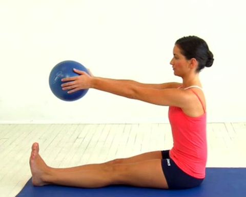 Do These Mat Exercises for Amazing Abs!