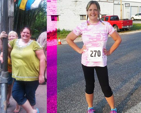 I Conquered My Past and Lost Over 130 Pounds