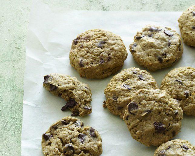 Pure Genius: Avocado Chocolate Chip Cookies