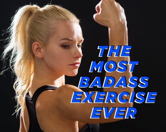 What's the Most Badass Exercise You Can Do?