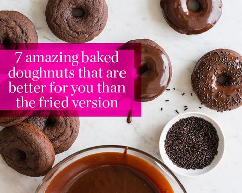 7 Amazing Baked Doughnuts That Are Better for You Than the Fried Version