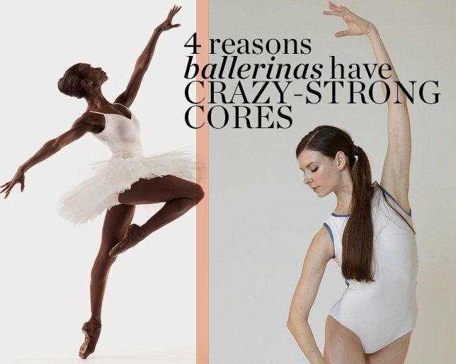 Five ballet steps and positions for sexual health