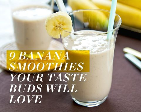 9 Banana Smoothies Your Taste Buds will Love