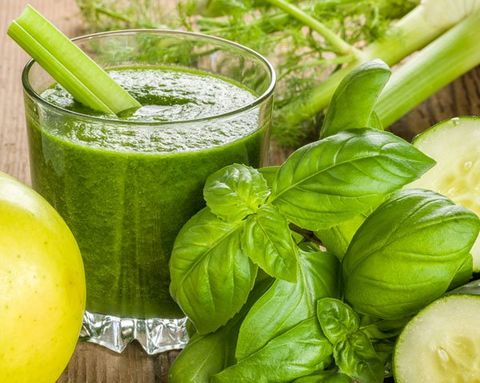 5 Basil Smoothies That Will Totally Blow Your Mind