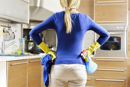 PROBLEM: Housework