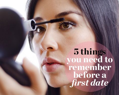 5 Things You Need to Remember Before a First Date
