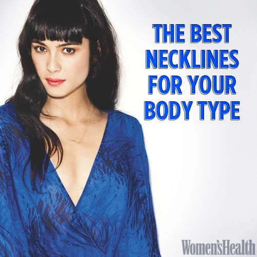 The Best Necklines for Your Body Type