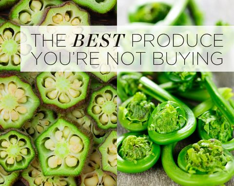 The Best Produce You're Not Buying