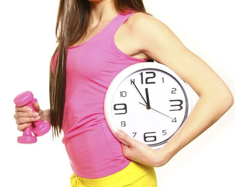 The Time It's MOST Important To Eat Right and Work Out