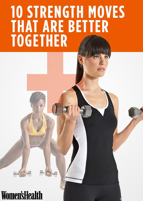 10 Strength Moves That Are Better Together