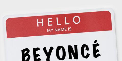 beyonce name