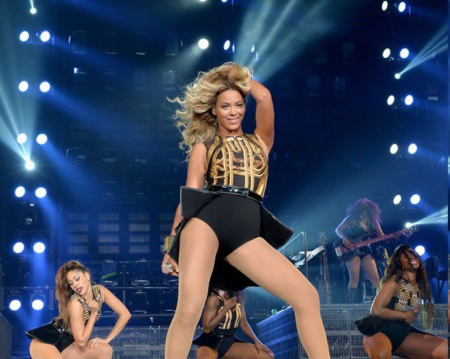 The Best Beyoncé Songs to Work Out To
