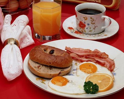 The Breakfast That Boosts Your Fertility