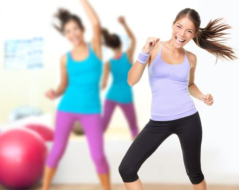 How to Turn Your Workout Into a Legit Party