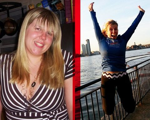 I Dropped 50 Pounds and Became Addicted to Running
