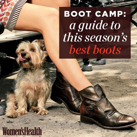 170eae6ae4ec Boot Camp  A Guide to This Season s Best Boots