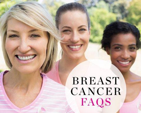 Breast Cancer FAQs