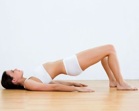 The Exercise Move That Works Your Belly, Butt, and Hips