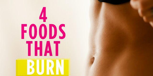 tummy fat burning