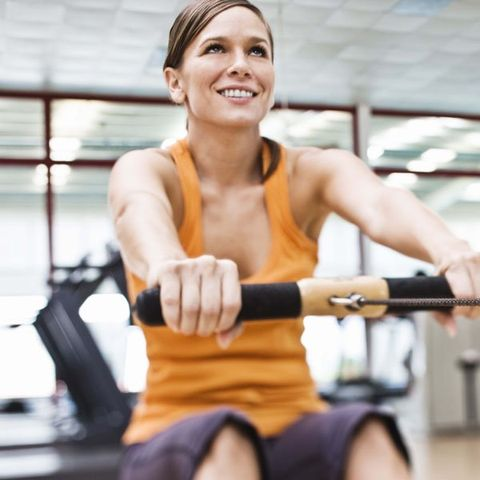 How to Burn More Calories While Rowing