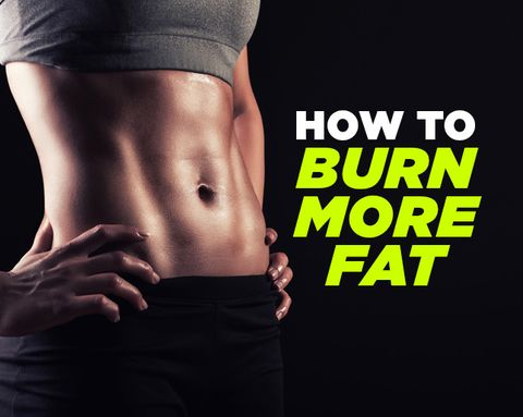 4 Ways to Burn More Fat