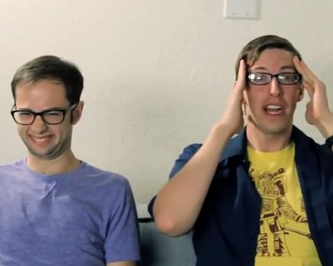 These Guys Have the BEST Reaction to Watching a Baby Being Born