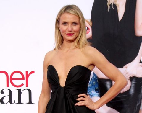 Why Cameron Diaz Doesn't Want to Have Kids