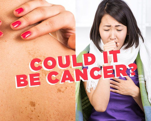 10 Cancer Symptoms Most People Ignore