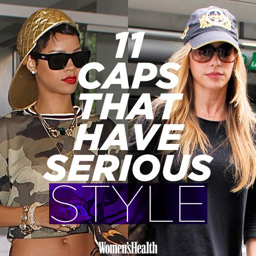 11 Caps That Have SERIOUS Style