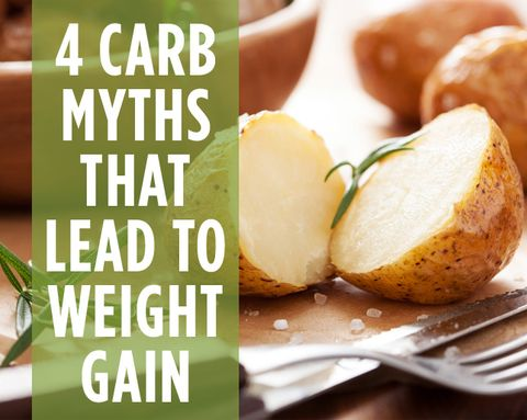 4 Carb Myths That Lead to Weight Gain