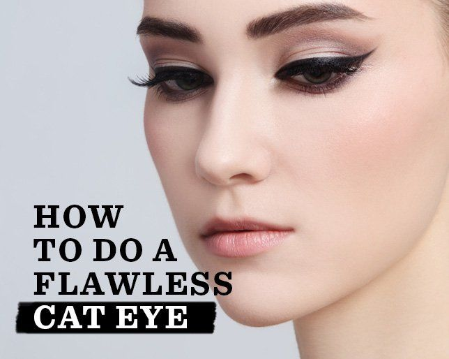 7 Makeup Artists Share Their Tricks To Nail The Perfect Cat Eye