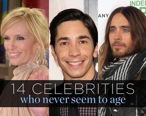 14 Celebrities Who Never Seem To Age
