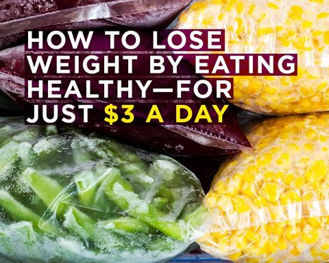 How to lose weight by eating healthyfor just 3 a day image ccuart Images