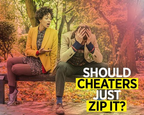 Should You ALWAYS Tell Your Partner if You Cheat?