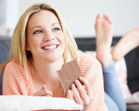 Another Awesome Benefit of Eating Chocolate