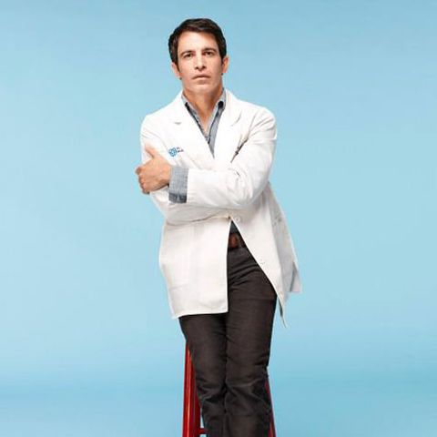 Chris Messina as Dr. Danny Castellano, The Mindy Project