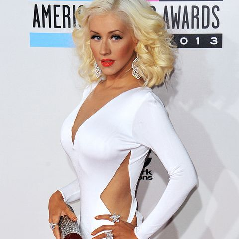 Christina Aguilera Says Reiki Helped Her Lose Weight