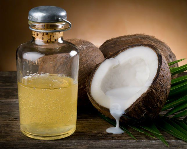 Uses for coconut oil sexually