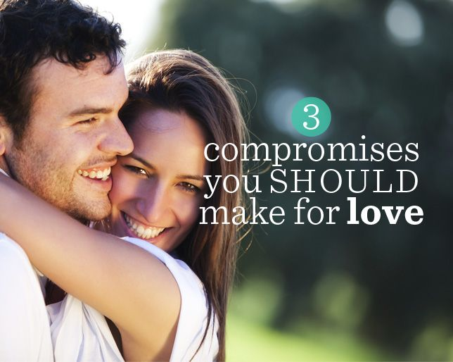 How to make compromises in a relationship
